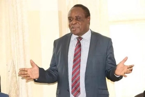 Embattled Moi University VC speaks of the unrest caused by his appointment