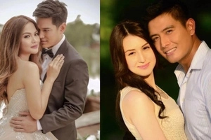 7 incredibly beautiful and gorgeous wives of Filipino celebrities we want to see on TV. Why not?