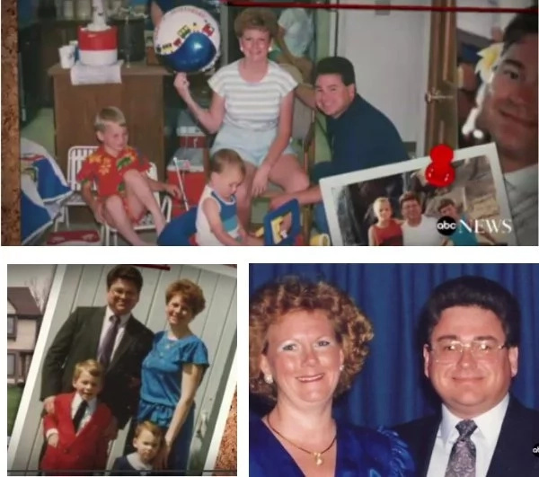 Man's second family dismayed at his deception. The truth comes out 23 years later.