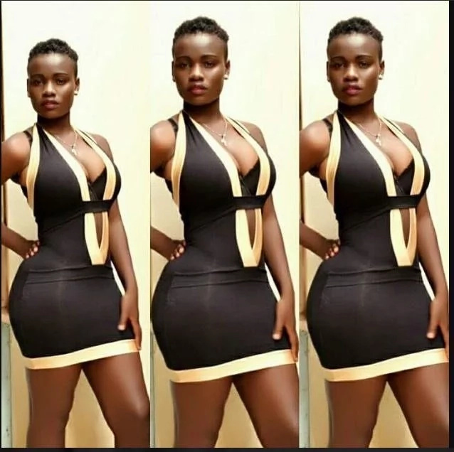 Luo singer terrorizes Kenyan men with her massive hips and chunky derrierre