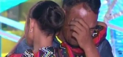 'Badjao Girl' shares emotional moment with father before entering PBB