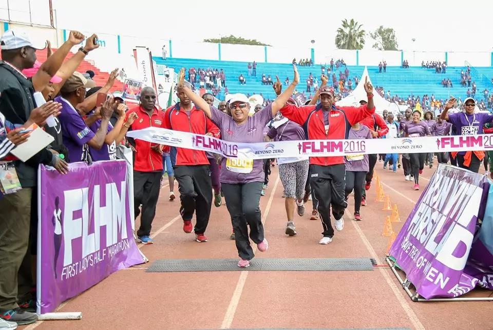 Uhuru, Ruto praise Margaret in Beyond Zero campaign