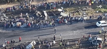 Roads authority 'harshly' responds to Uhuru after he blamed the Naivasha tragedy on it