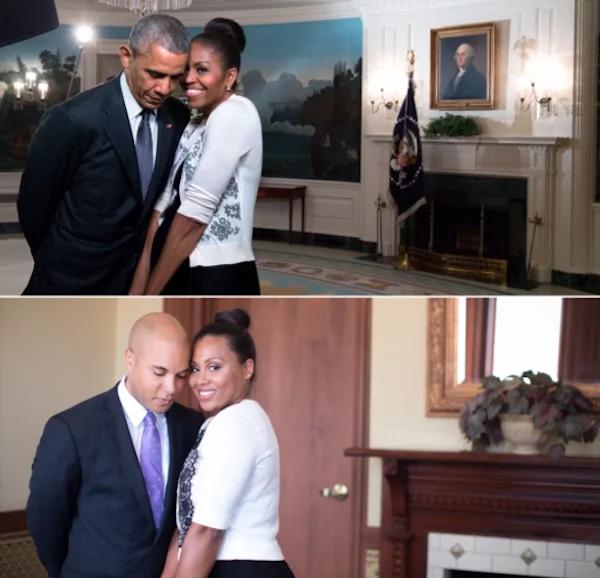 Wamkumbuka Obama na mkewe kwa jinsi gani? wanandoa hawa wana watakuvunja mbavu