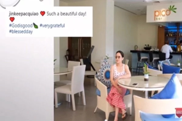 Jinkee Pacquiao Explores The Majestical Beauty of Pico De Loro Batangas! Take A Look On Jinkee's Advanced Mother's Day Celebration.