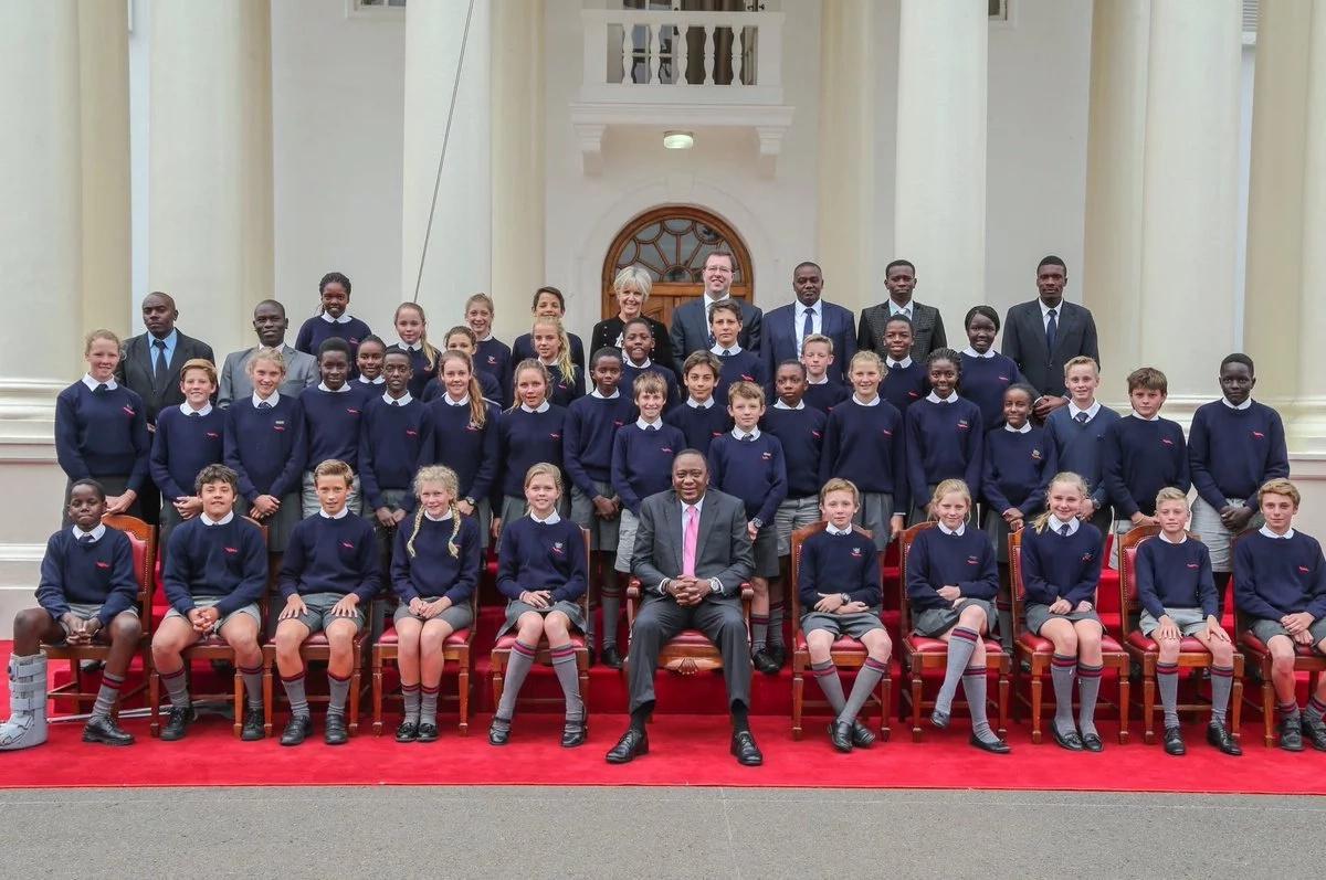 Uhuru Kenyatta accused of discriminating kids