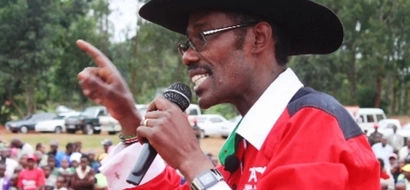 Jubilee MP threatens to castrate a journalist (audio)
