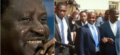 Raila speaks after doctors release, blames Uhuru for his silence