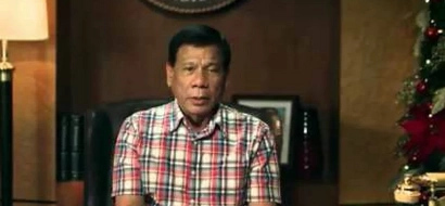 Kind-hearted Duterte will be opening his house to the poor for Christmas