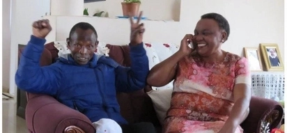 Ramaphosa's sister says he won't disappoint South Africans