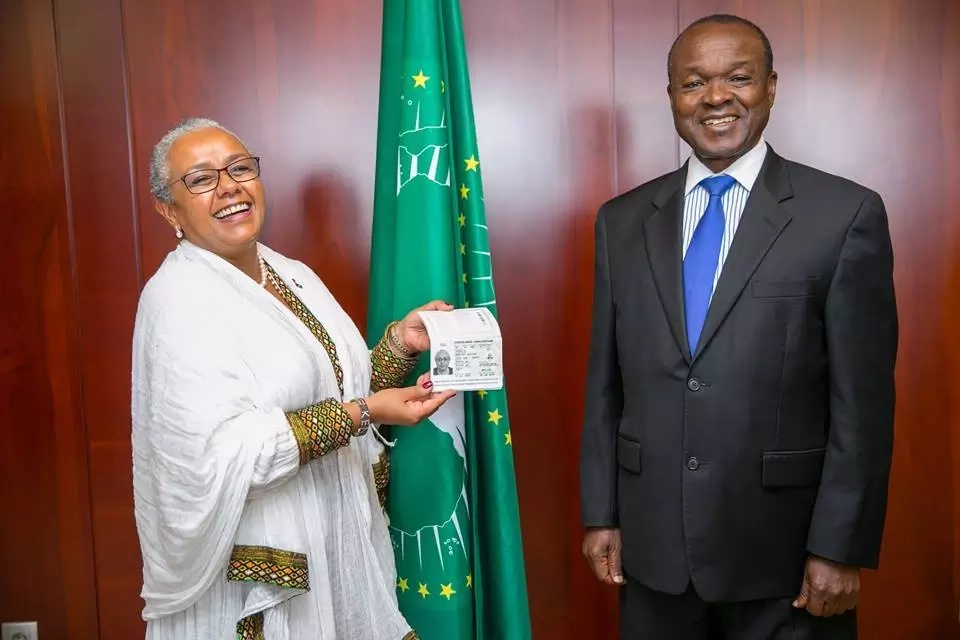 Margaret Kenyatta acquires new pan African passport