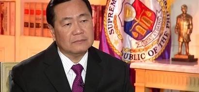 Hala ka Duterte! Justice Carpio affirms Duterte's possible impeachment if he surrenders Scarborough