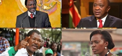 Politicians who are likely to go it alone in 2017 against Uhuru Kenyatta