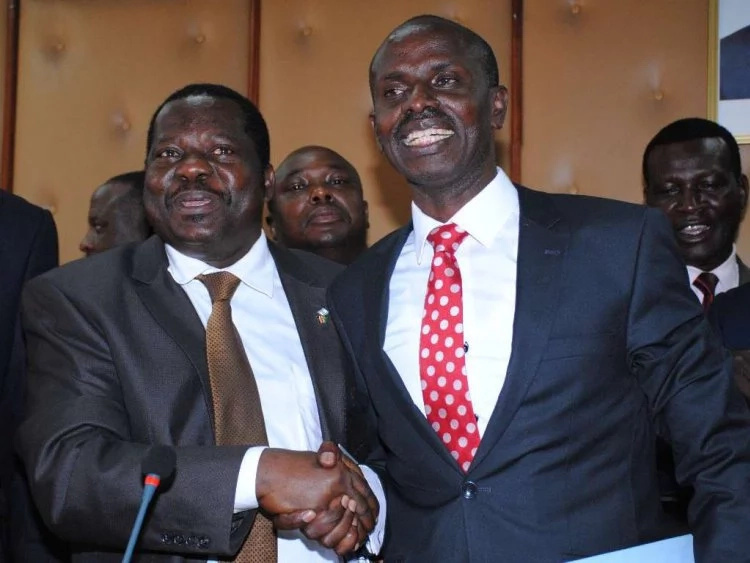 Duale now threatens to deal with KNUT's Wilson Sossion