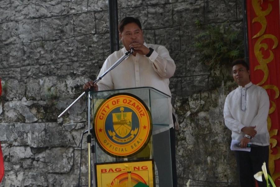 LOOK! Ozamiz mayor clarifies relationship to drug lord