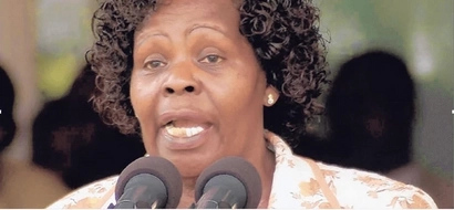 Former MP who was slapped by Lucy Kibaki had this to say after her death