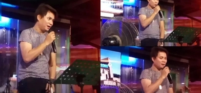Talented Pinoy performer shares emotional cover of Gary V's hit song! She sounded more of Jaya though.