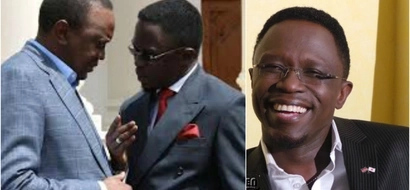 Why i want KSh 2.6 billion from Uhuru- Ababu Namwamba