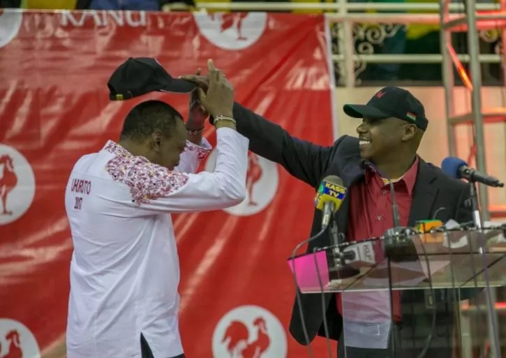 Huu ndio mpango FICHE wake Uhuru Kenyatta wa kumbwaga Raila Odinga