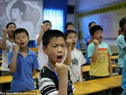 Chinese school comes under fire for introducing course to teach masculinity to 'delicate' male students