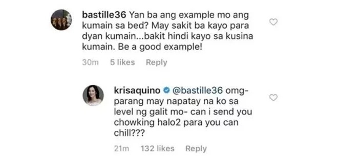 Kris Aquino on handling 'bashers'