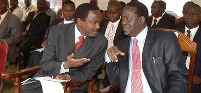 CORD's Co-Principal Message To Uhuru After Anne Waiguru Stepped Aside