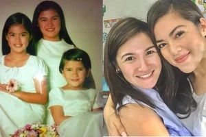Shaina Magdayao and Camille Prats reunited in this photo remind us of our childhood