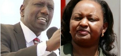 William Ruto reveals the TRUTH that no one has ever said about Anne Waiguru