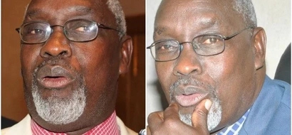 Former Minister Franklin Bett admitted at Nairobi Hospital
