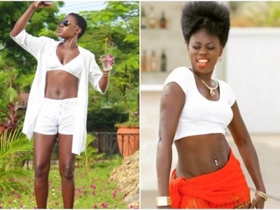 10 times Akothee induced jealousy among fellow ladies with her super flat tummy