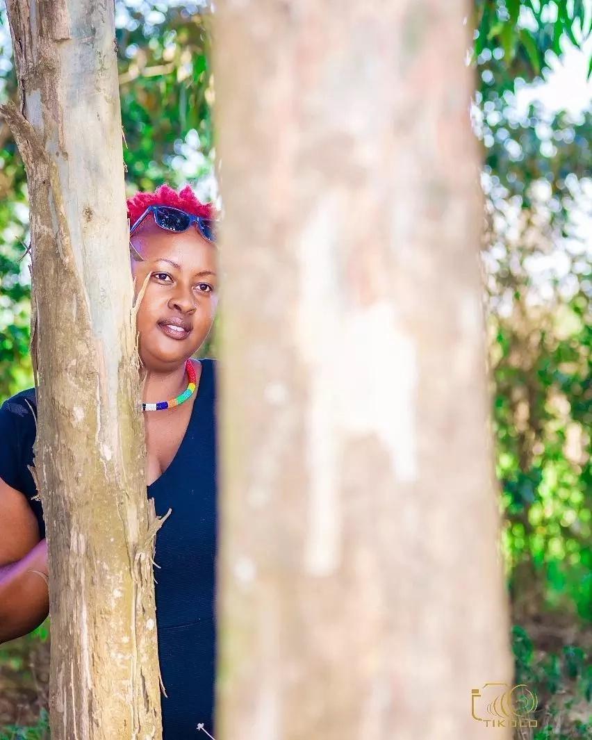 Machachari's Mama Baha pens emotional letter to Uhuru Kenyatta