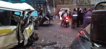 8 people perish in a grisly road carnage (photos)