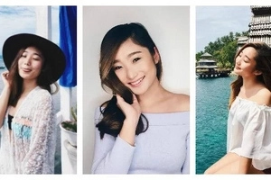 She got it from her momma! Pokwang's 21-year-old daughter Mae Subong is drop dead gorgeous in these photos