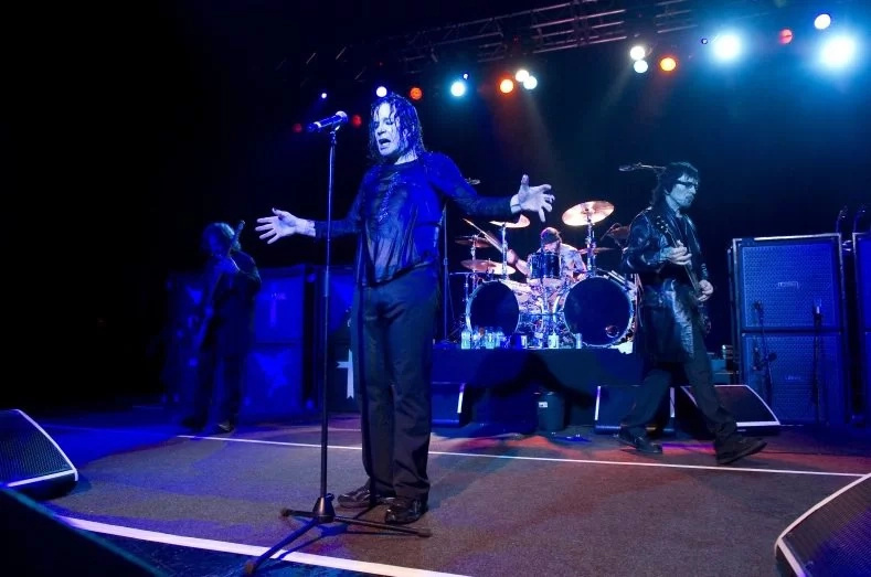 Black Sabbath termina su carrera