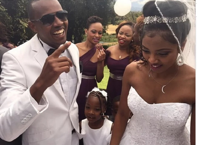 After his grand wedding in 2015, DNG reveals why he has filed for a divorce