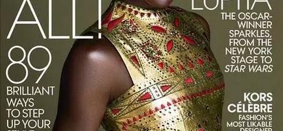 Hiki ndicho walichomfanyia Lupita Nyong'o baada ya ushindi wa Trump