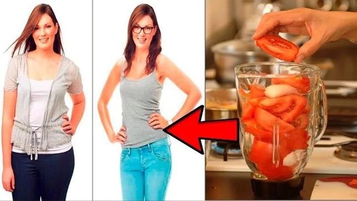 Esta receta es conocida como la asesina del sobrepeso, lo que hace es casi milagroso