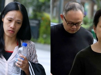 Singaporean couple jailed after starving their Filipina maid for 15 months until she only weighs 29kg