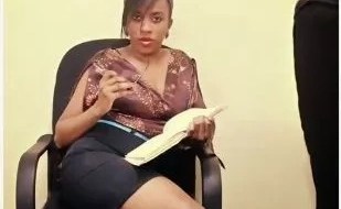 Popular former TV presenter confesses and shames her ex-lover who used to beat her