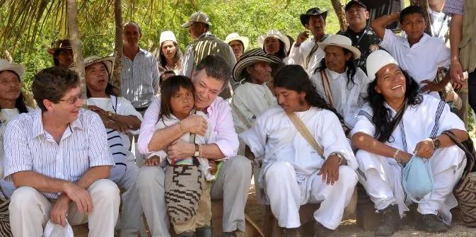 Presidente hace millonaria inversión en La Guajira