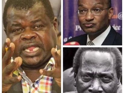 Remove Kenyatta on Kenyan currency in seven days, activist Omtatah tells CBK