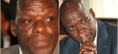 Seneta Boni Khalwale atabwagwa vibaya Kakamega - Infotrak