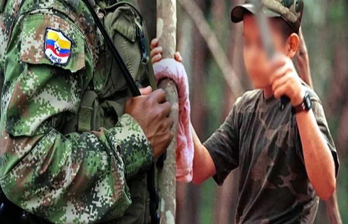 Cronograma para liberación de menores de las FARC
