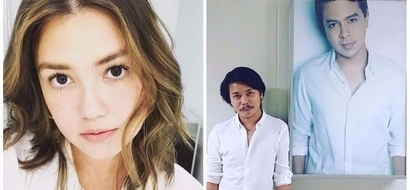 Lakas ni kabayan! Angelica Panganiban shares video of Empoy, stealing a kiss from her: 'Na-hokage ako!'