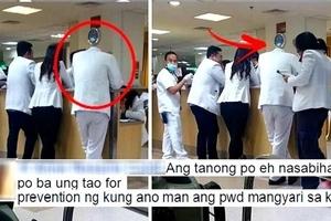 'Magpa-pa ospital ka pa ba?' Creepy photos of a headless doctor at hospital in Ortigas Avenue terrify netizens!