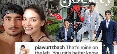 Pia Wurtzbach threatens girls messaging boyfriend Marlon, 'Alam ko kung sino kayo!'
