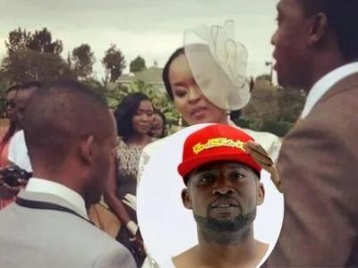 Bazokizo star Collo's wife sends touching message to him on their anniversary