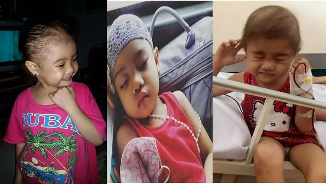 Netizen shares story of ailing child asking for financial help