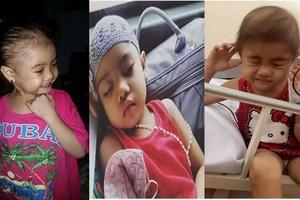 Naku tulungan naman natin! Netizen begs online communities to help child with Leukemia