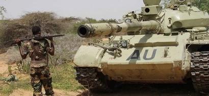 AU Troops Accused Of Killing Boys Playing Football In Somalia